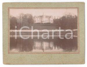 1897 FRANCE Château de Vaux-le-Pénil - Vue - Photo VINTAGE 13x9 cm