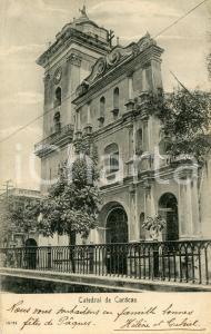 1905 CARACAS (VENEZUELA) Catedral metropolitana de Santa Ana - Tarjeta postal
