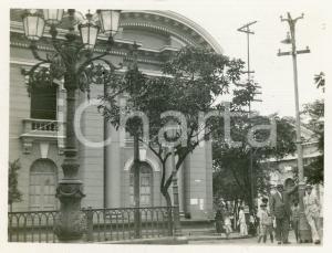 1929 CARACAS (VENEZUELA) Plaza Bolivar - Concejo Municipal - Photo 12x9cm
