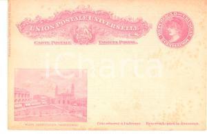 1900 ca MONTEVIDEO URUGUAY Plaza Constitucion - Tarjeta postal FP NV