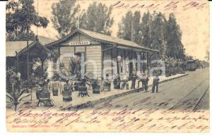 1906 CARACAS (VENEZUELA) Estación ANTIMANO - Tarjeta postal vintage FP