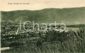 1910 ca CARACAS (VENEZUELA) Vista parcial - Tarjeta postal vintage FP NV