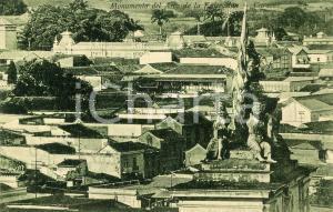 1910 ca CARACAS (VENEZUELA) Monumento del Arco de la Federacion - Tarjeta postal