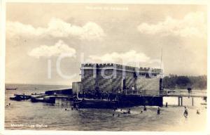 1930 ca MACUTO (VENEZUELA) Los Baños - Cartolina postale ANIMATA FP NV