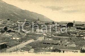 1910 ca CARACAS (VENEZUELA) Veduta generale - Cartolina postale vintage FP NV