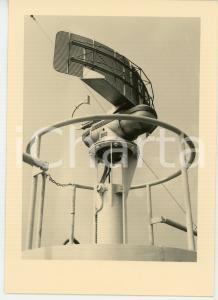 1948 M.V. ALBERTVILLE Compagnie Maritime Belge S.A. RADAR Cartolina  postale FG