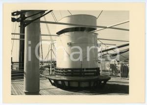 1948 M.V. ALBERTVILLE Compagnie Maritime Belge S.A. PONT DES ENFANTS Cartolina FG