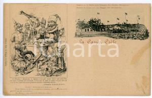 1900 ca CRÈTE (GRÈCE) Bastion de la Canée - Carte postale FP NV