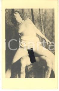1940 ca VINTAGE EROTIC Nude couple having sex (8) RARE Photo PORN 9x14 cm