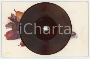 1910 ca TUCK'S Gramophone Record Postcard - Happy birthday - FP NV