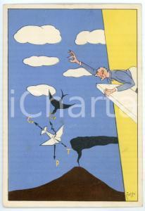 1940 MAK P 100 Regia Accademia Aeronautica XIII Corso Integrazione - Cartolina