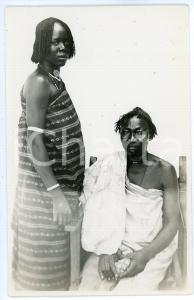 1960 ca AFRICA Indigenous mother and daughter - Photo 14x9 cm