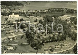 1950 ca BUKAVU - CONGO View of the city - Postcard FG NV