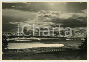 1950 ca CONGO (?) - AFRICA View of a city - Postcard FG NV