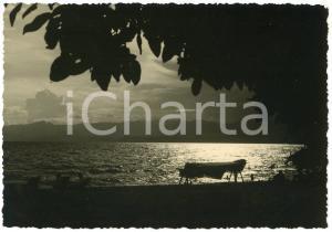 1950 ca BUKAVU - CONGO View of the beach - Postcard FG NV
