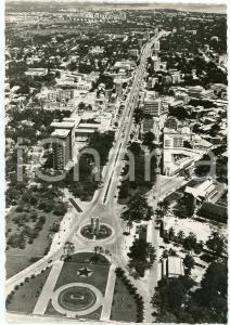 1950 ca CONGO BELGE - LEOPOLDVILLE Boulevard Albert I^ - Carte postale FG NV