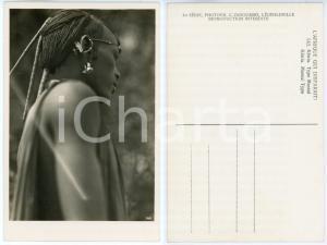 1930 ca C. ZAGOURSKI «L'Afrique qui disparaît» KENIA Type MASSAI *Postcard 143