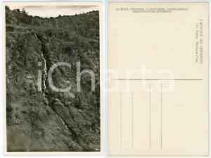 1930 C. ZAGOURSKI «L'Afrique qui disparaît» KENIA Thomson Falls *Postcard 172