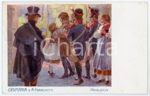 1905 ca LIRICA Alberto FRANCHETTI