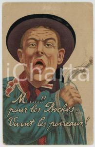 1910 ca FRANCE - HUMOUR