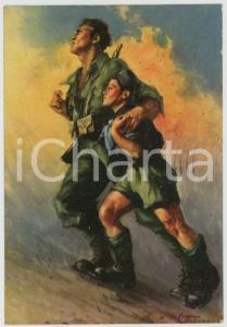 1941 FOGGIA - PNF Gioventù Italiana del Littorio Ill. Clemente TAFURI Cartolina