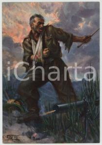 1936 TAGA TAGA 4^ Divisione CC. NN: 3 Gennaio - Ill. Clemente TAFURI Cartolina