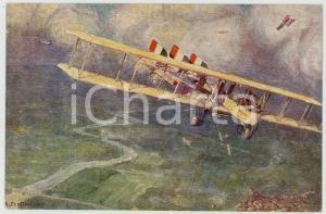 1918 WW1 ITALIA AVIAZIONE A. CONTINI - I