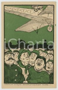 1910 ca ANVERS Imprimeurs RONNEFELDT & DEVOLDER - Postcard ill. John JANSSENS