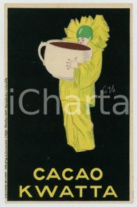 1930 LIEGE (BELGIUM) Cacao KWATTA - Postcard ill. LOTH Ed. WILLEM