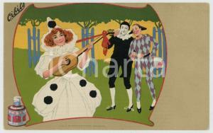 1910 ca BELGIQUE The PIERROT serie - Carte postale CIBILS ANVERS CPA