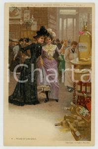 1910 ca Artist Basile LEMEUNIER - DELHAIZE Frères - Huiles *Postcard n°4