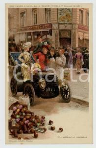 1910 ca Artist Basile LEMEUNIER - DELHAIZE Frères - Chocolats *Postcard n° 13