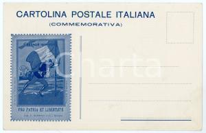 1920 ca BOLOGNA - L'IRIDE Rivista dei collezionisti - Cartolina ILLUSTRATA FP