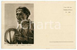 1918 WW1 - REGIA MARINA Discorso di Paolo THAON DE REVEL Cartolina FP NV (1)
