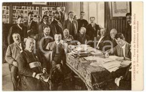 1910 ca LOURDES Le bureau des constatations médicales - Carte postale n° 11 CPA