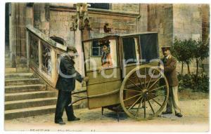 1910 ca BEAUVAIS (FRANCE) Une Vinaigrette - Carte postale CPA