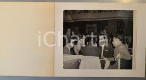 1960 ca MEXICO CITY Silvana PAMPANINI - Dinner - EL PATIO restaurant