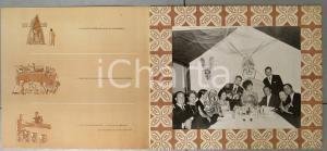 1960 ca MEXICO CITY Silvana PAMPANINI - Dinner - MAUNA LOA restaurant (3)