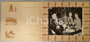 1960 ca MEXICO CITY Silvana PAMPANINI - Dinner - MAUNA LOA restaurant (4)