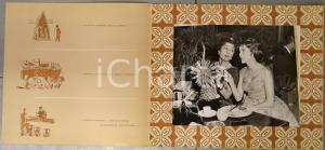 1960 ca MEXICO CITY Silvana PAMPANINI - Dinner - MAUNA LOA restaurant (5)