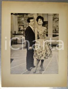 1959 MEXICO CITY Silvana PAMPANINI - Portrait (1) Photo Angel OTERO 28x36 cm
