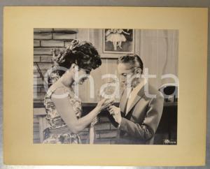 1959 MEXICO CITY Silvana PAMPANINI - Rehearsal (1) Photo Angel OTERO 36x28 cm