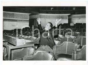 1970 ca TEATRO Jérôme SAVARY dirige il Grand Magic Circus - Foto 24x18 cm