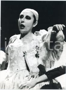 1979 TEATRO STABILE DI BOLZANO Olga GHERARDI in