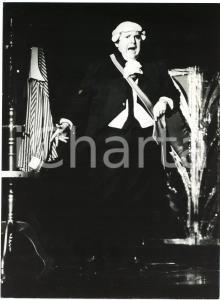 1985 ca BRAZIL - TEATRO - Jo SOARES - Un personaggio - Foto di scena (1)