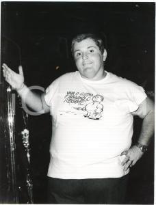 1985 ca BRAZIL TV GLOBO - Jo SOARES