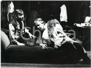 1980 ca ITALIA TEATRO Spettacolo - Foto di scena (3) 24x18 cm