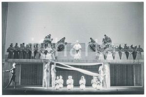 1980 HAMBURG Staatsoper - LIRICA -