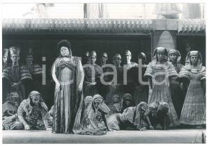 1980 HAMBURG Staatsoper - LIRICA - Martina ARROYO in