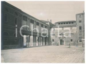 1925 ca VENEZIA - Palazzo GRITTI o Della Nunziatura - Foto DANNEGGIATA 23x17 cm